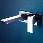 Download CAD files for Dorf Jovian Wall Basin Mixer