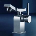Download CAD files for Dorf Petite Minko Basin Mixer