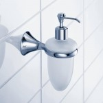 Download CAD files for Dorf Tempus Soap Dispenser