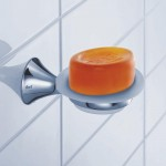 Download CAD files for Dorf Tempus Soap Holder