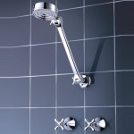 Download CAD files for Dorf Tempus Shower Set