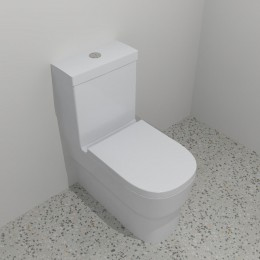 WC-Wall Faced-Stylus Alpine Close Coupled Suite