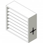 Download CAD files for Compact Shelving