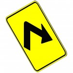 Download CAD files for Right Arrow Sign