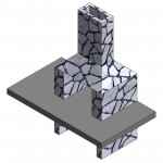 Download CAD files for Aspen rock oven