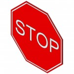Download CAD files for Stop Sign