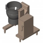 Download CAD files for Tilt Kettle 20