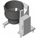 Download CAD files for Tilt Kettle 60