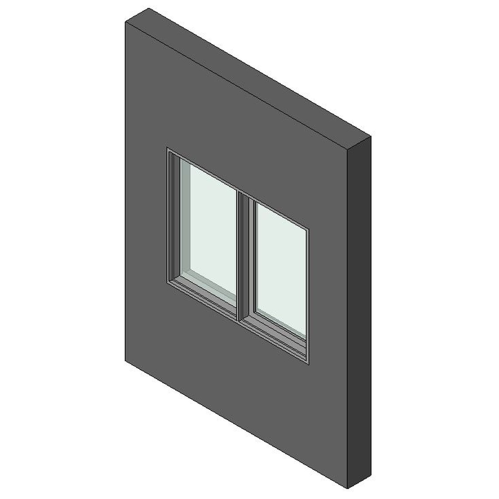 Timber Casement Window With Fixed Sash Design Content