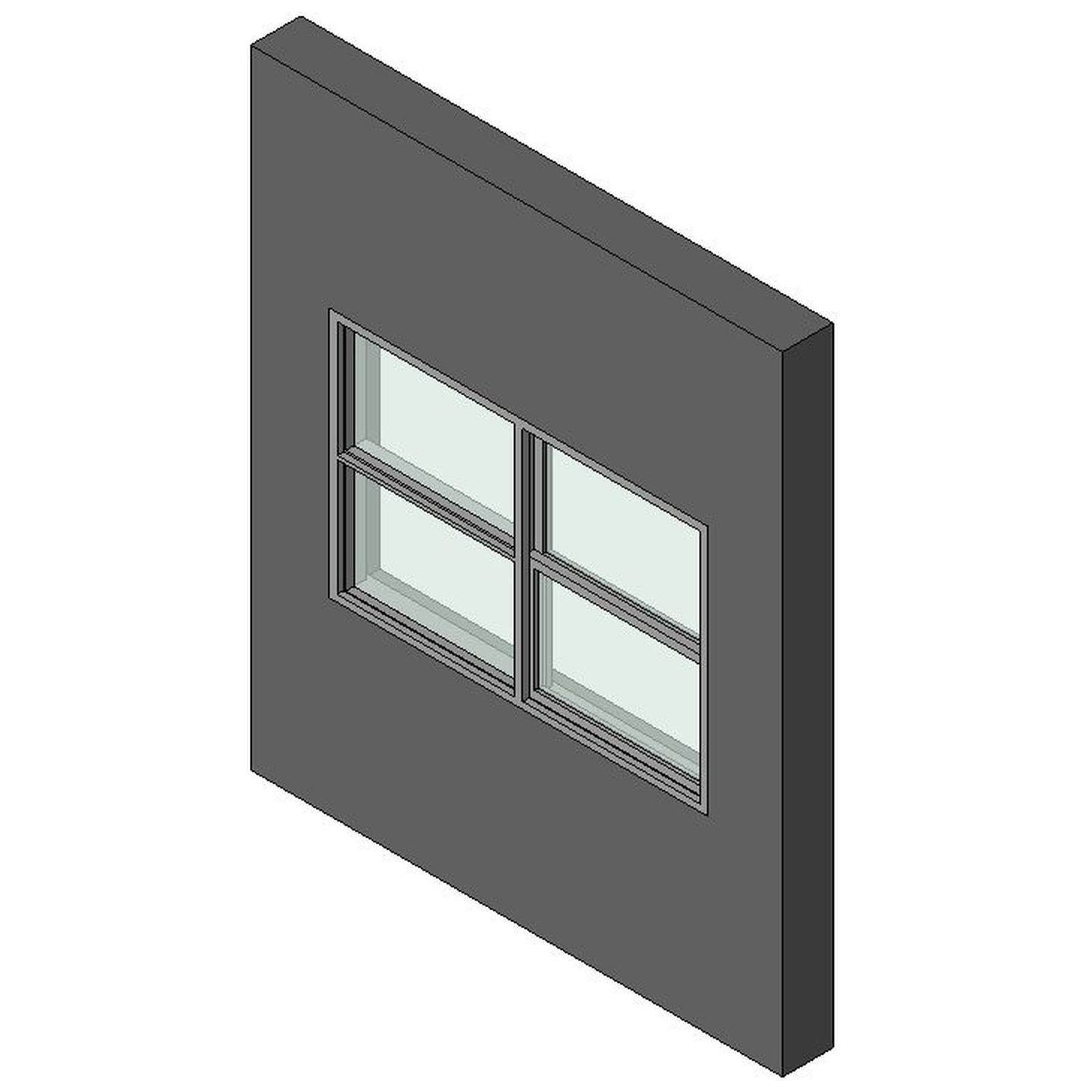 Timber Dhung Window With Fixed Sash Design Content