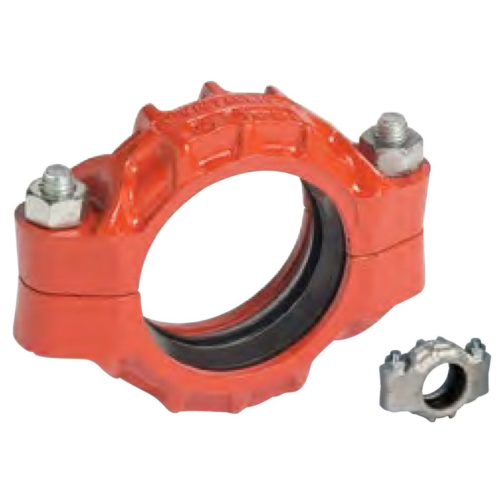 Coupling grooved ogs ags design content