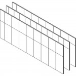 Download CAD files for EasyLap™ Basic Wall