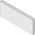 Download CAD files for Scyon™ Linea™ Basic Wall