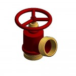 Download CAD files for Mill-Cock-Valve-CFA VIC