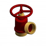 Download CAD files for Fire Mill Cock Valve CFA VIC