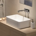 Download CAD files for Cube 500 Above Counter Basin