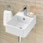 Download CAD files for Cube Wall Basin