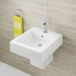 Download CAD files for Liano Wall Basin