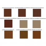 Download CAD files for Seasoned Hardwood Decking