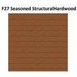 Download CAD files for F27 Solid Structural Hardwood