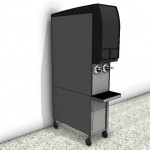 Download CAD files for Frozen Carbonated Beverage Dispenser Type 1