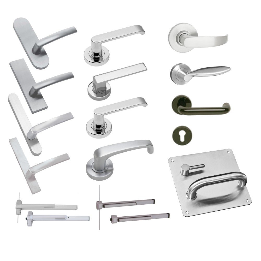 Allegion door furniture revit key schedules design content for Door key design