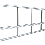 Download CAD files for Architectural Series 462 Sliding Window