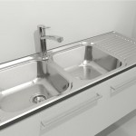 Download CAD files for Clark Punch Double End Bowl Sink – LH