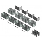 Download CAD files for Neat Wall System