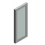 Download CAD files for Door Hinge Trend ThermAL Single