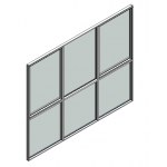 Download CAD files for Window Awning Trend Synergy 48mm