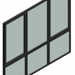 Download CAD files for Window Awning Trend ThermAL Lowlite 55mm