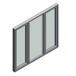 Download CAD files for Window Casement Trend Quantum 102mm