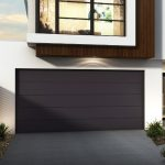 Download CAD files for Flatline Sectional Garage Door