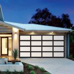 Download CAD files for Inspirations Sectional Garage Door