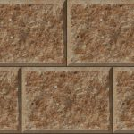 Download CAD files for Boral Retaining Wall Block. Heathstone Standard