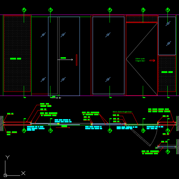 Neat Wall System - DWG Details - Design Content