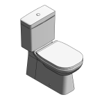 Download CAD files for Ceramic Back to Wall Toilet Suite – BSW-BTWTS-650