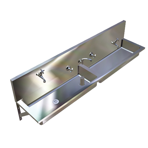 Wall Mounted Clay Amp Ablution Trough Tca Design Content