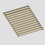 Download CAD files for Arcadia Ritz® Operable Roof System