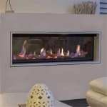Download CAD files for Element 1200 Gas Fireplace