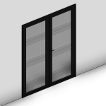 Download CAD files for Ultimate French Door