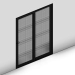 Download CAD files for Ultimate Sliding Door