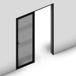 Download CAD files for Regular Sliding Door