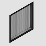 Download CAD files for Ultimate Angle Frame Window
