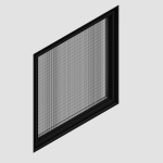Download CAD files for Ultimate Inswing Window