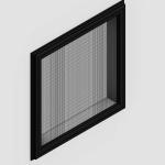 Download CAD files for Ultimate Outswing Window