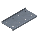 Download CAD files for HST Splice Plate