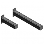 Download CAD files for siFramo Cantilever Bracket – AK F 80