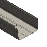 Download CAD files for Highline Gutter